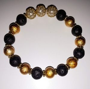 Jewelry - Natural Healing Stone Stretch Bracelet Spiritual